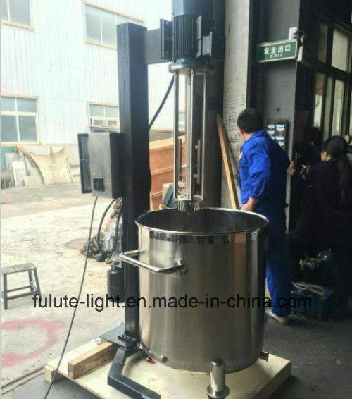 Stainless Steel Batch High Shear Mixer