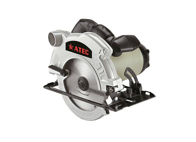 185mm Electric Woodworking Sliding Table Circular Saw (AT9185)