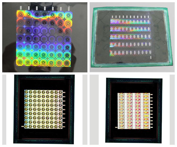 2D DOT Matrix Laser 3D Hologram Master