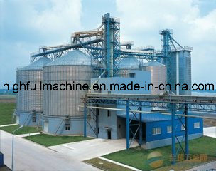 Grain Storage Silos Making Machine