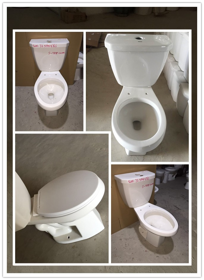 Special Price Siphonic Two-Piece Toilet