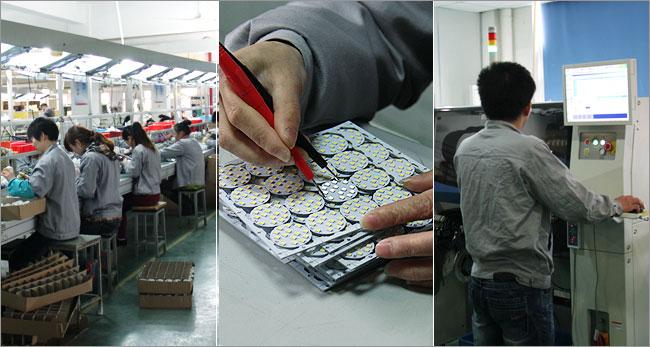 Square 18W SMD LED Ceiling Panel Light