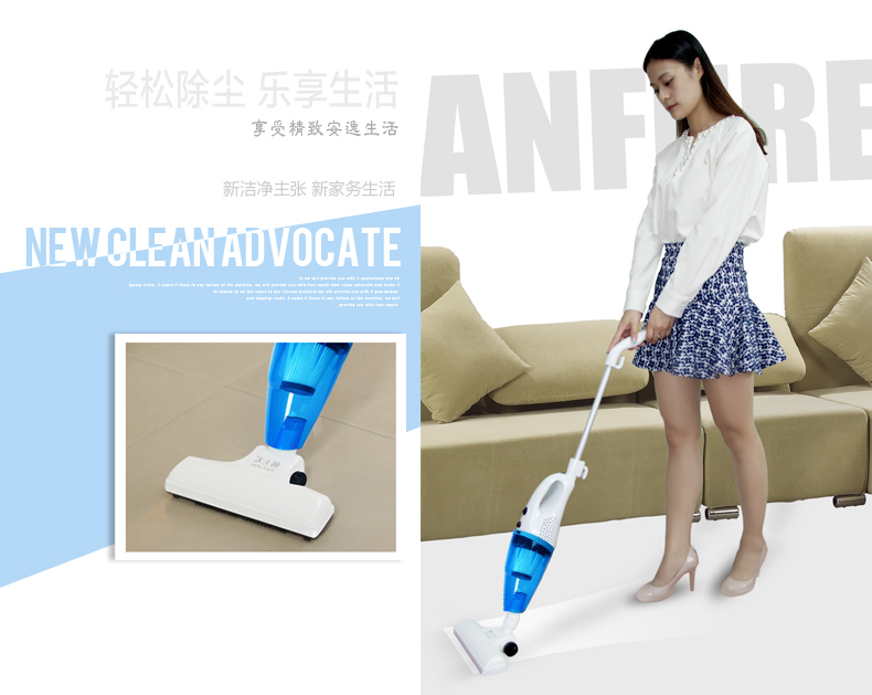 Family Vacuum Cleaner #004