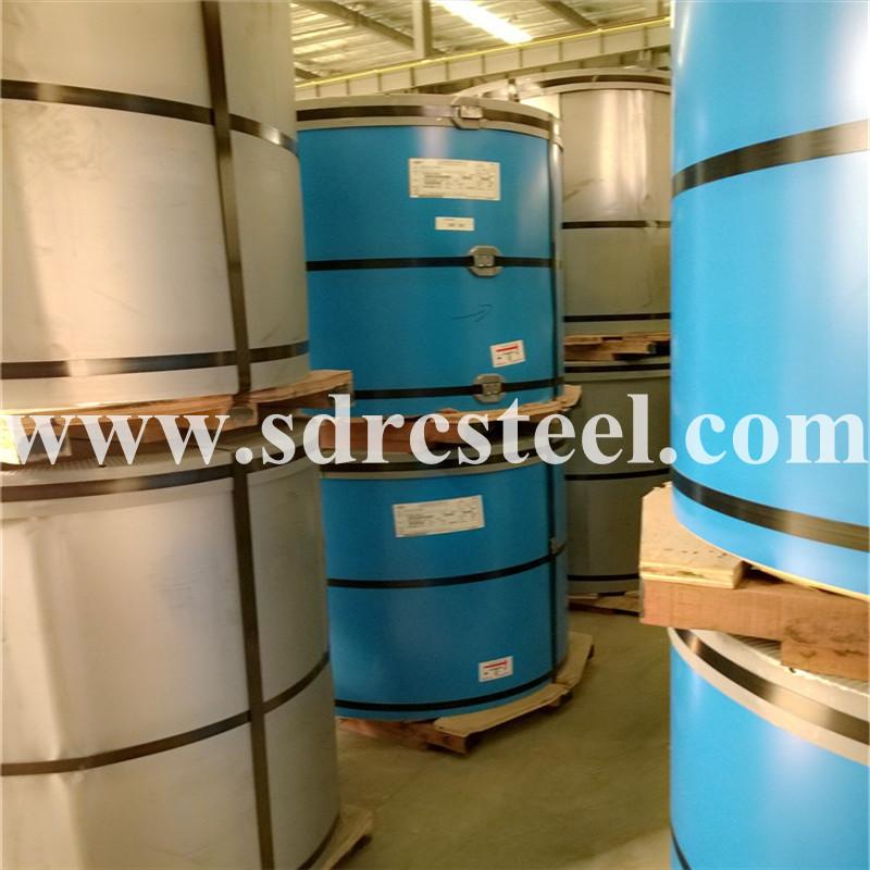 Colored Aluminum Coil, Aluminum Plate of Building Materials