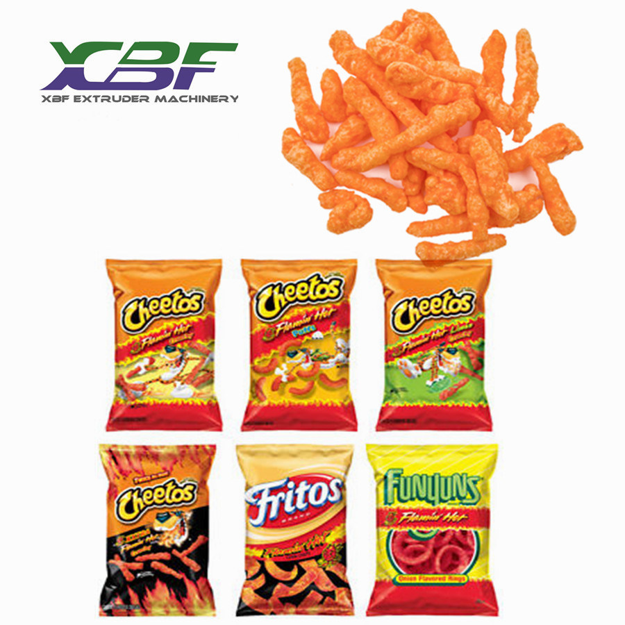 Kurkure Cheetos Nik Nak Snack Food Machine