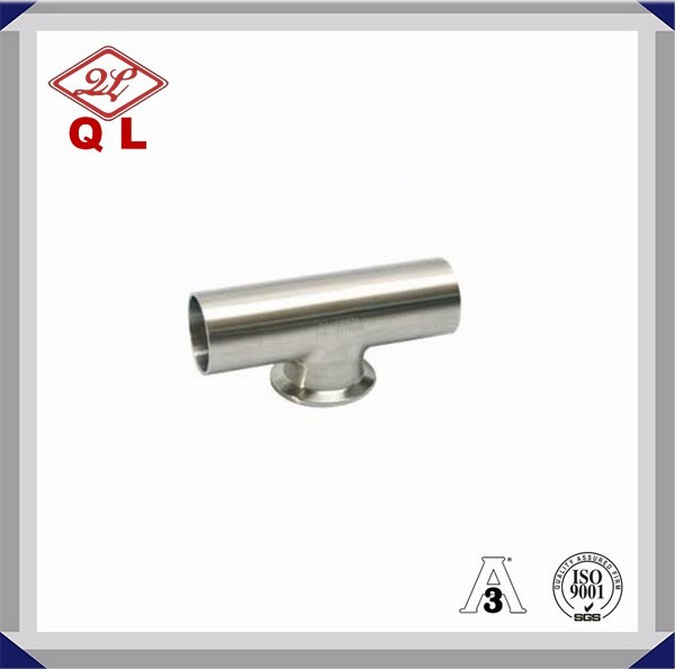 Stainless Steel Sanitary Special Y Type Welded Tee