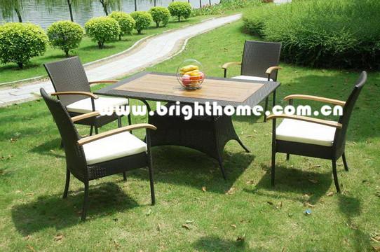 Dining Set Garden Outdoor Furniture Bg-004