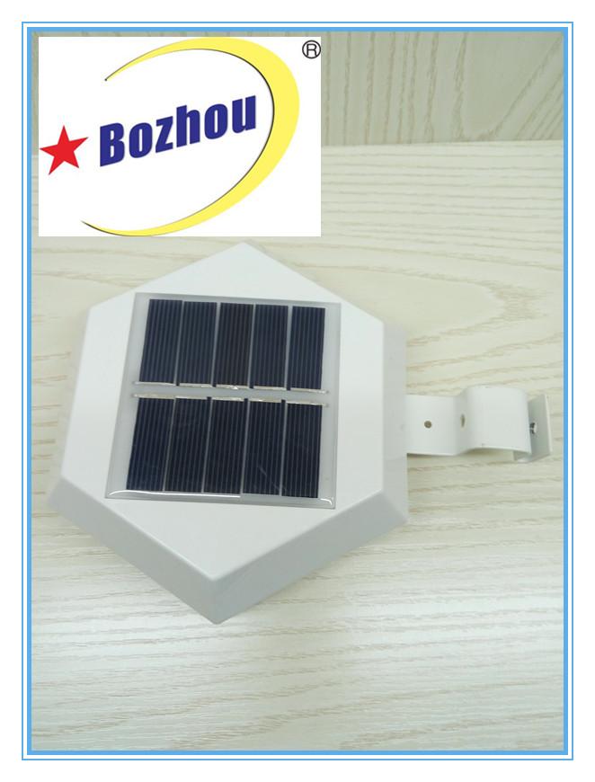 Top Quality New Design Solar Garden Wall-Hanging Light