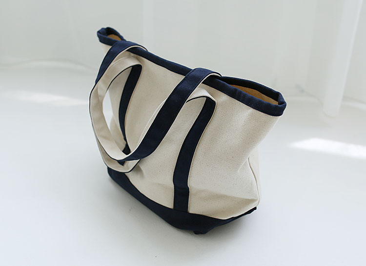 Shopping Bag Made of Canvas
