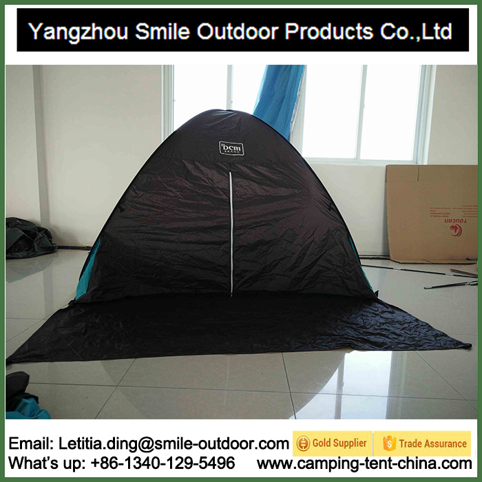 Pop up Beach Sun Shade Tent 3-4 Person Camping