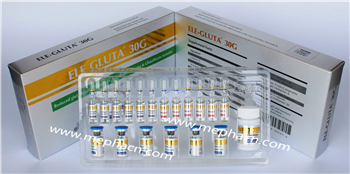 Skin Whitening Glutathione Injection 30g #Good Price Factory Supply#
