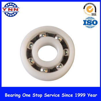 White Ceramic Deep Groove Ball Bearing