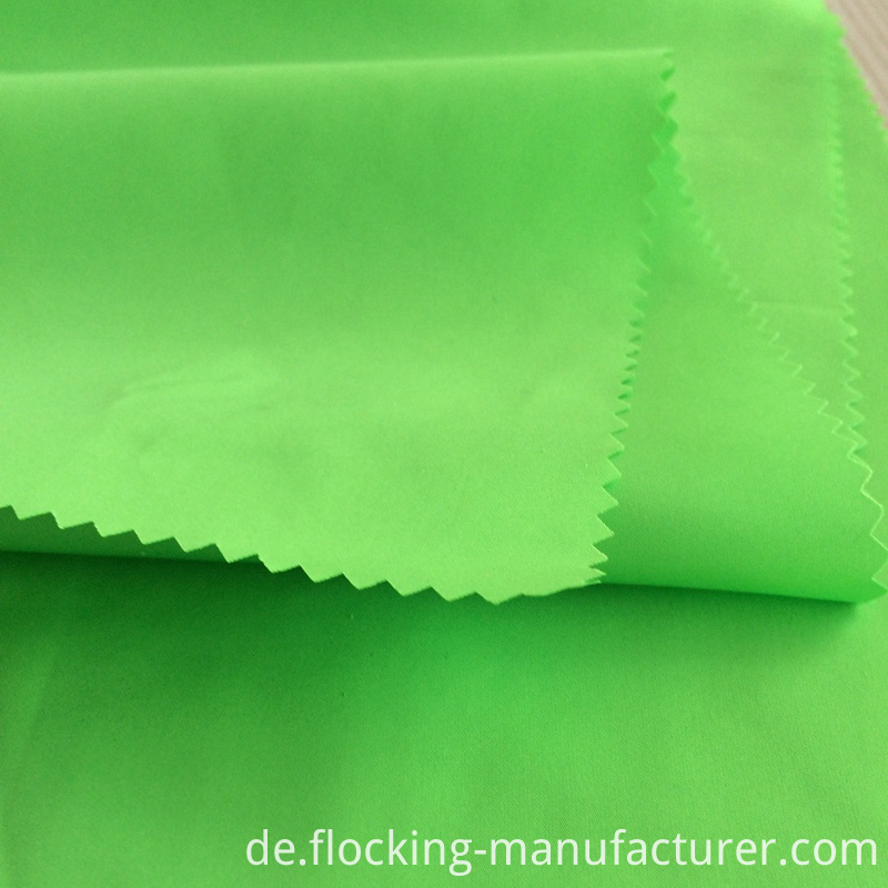Twist Shiny Imitation Memory Fabric for Windproof Coat