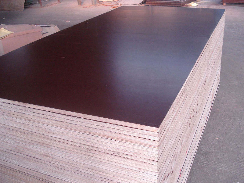 Marine Plywood Concrete Formwork Poplar Core WBP Glue