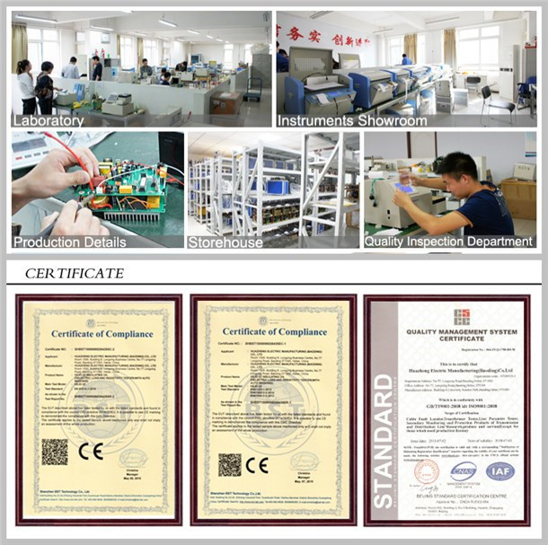 3 Phase Relay Tester/Secondary Current Injection Relay Test Set