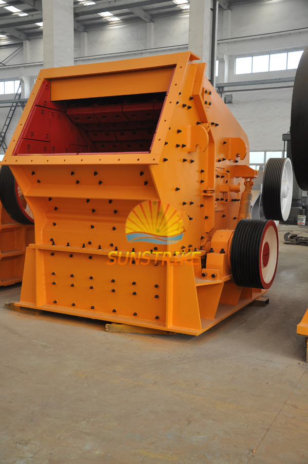 China Hot Selling Mining Primary and Secondary Impact Crushers