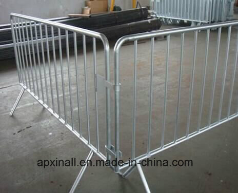 Road Temporary Fence /Pipe Welded Fence