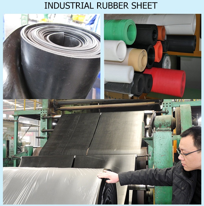 High Temperature EPDM Rubber Sheet 1mm