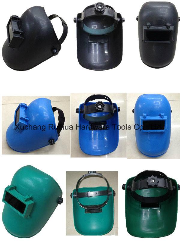 PP Material Mask, Senior Shading Level Welding Lens Welding Masks, Head Protecting Welding Mask, New Industrial Custom Mask, Comfort Protective Adjustable