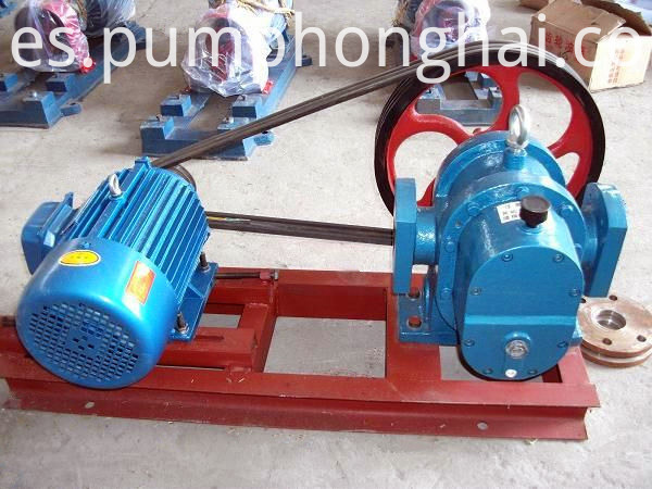 Horizontal Sanitary Stainless Steel Pump