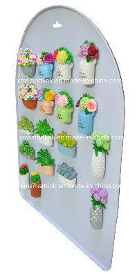 Sculpture Flower Fridgerator Magnets