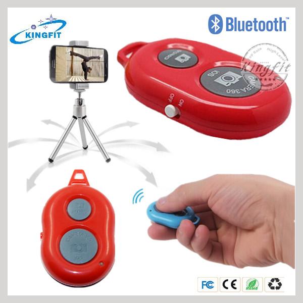 Hot Selling Bluetooth Selfie Stick Bluetooth Shutter Camera