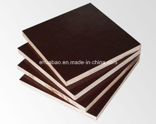 Linyi Film Faced Plywood/Shuttering Plywood/Marine Plywood
