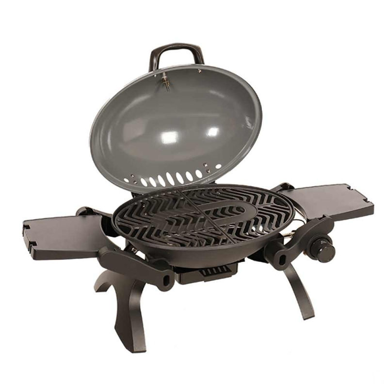 Weber Style Outdoor Portable Gas Propane BBQ Grill