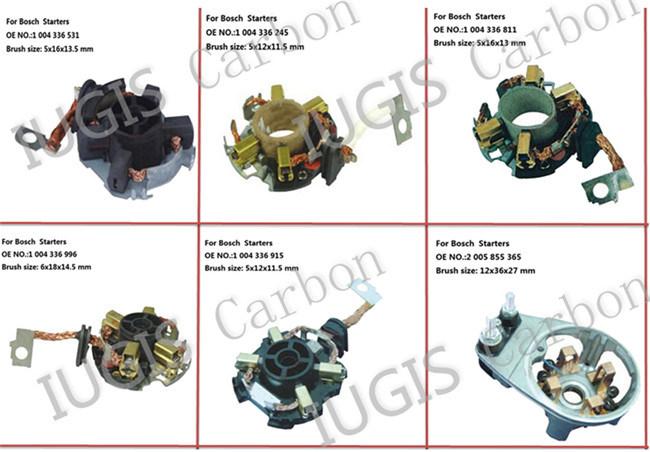 39-8300 Brush Holder for Mitsubishi Er/If Alternators