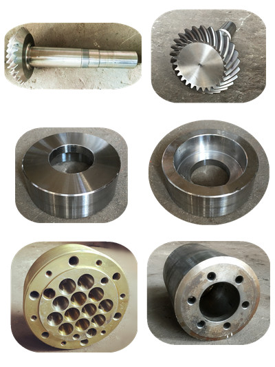 Non-Standard Custom-Made Transmission Gear Shaft