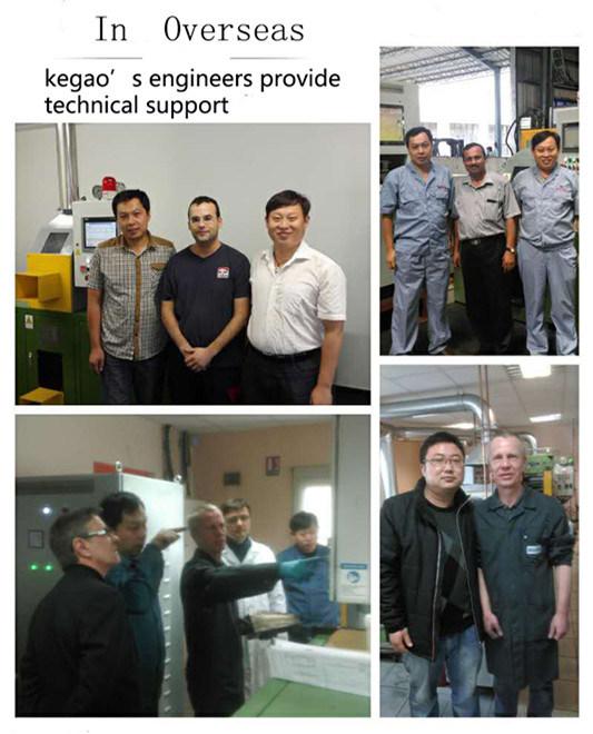 Temperature Control Equipment for Extruder