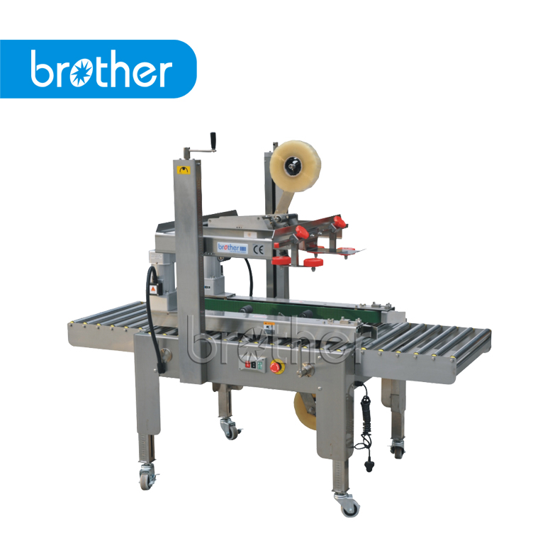 Brother Semi-Automatic Carton Box Sealing Machine as-523s
