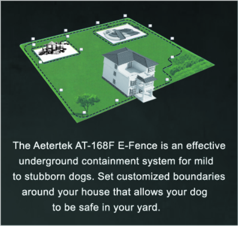 Dog Pet Containment Training Fence Wire