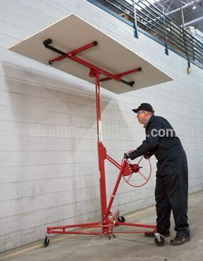 Drywall and Panel Hoist (11