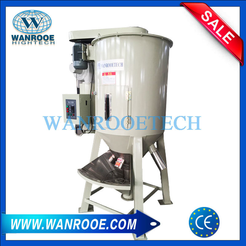 Plastic Raw Material Plastic Granules Mixing Hopper Dryer Machine