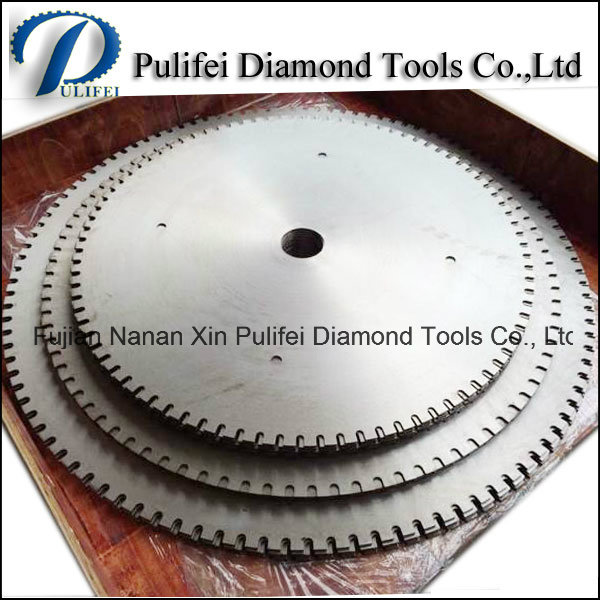 Turbo Wave Segment Diamond Cuting Disc Granite Concrete Asphalt Brick General Use