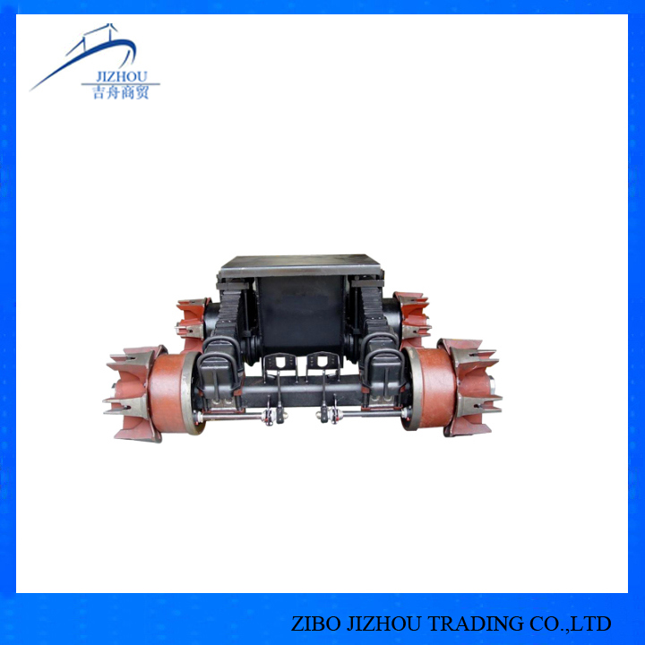 High Quality Single Point Suspension Semi Trailer Bogie Axle Suspension