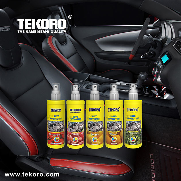 Dashboard and Leather Conditioner