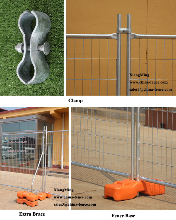 Temporary Fence Panels Site Fencing Portable Fence Panels