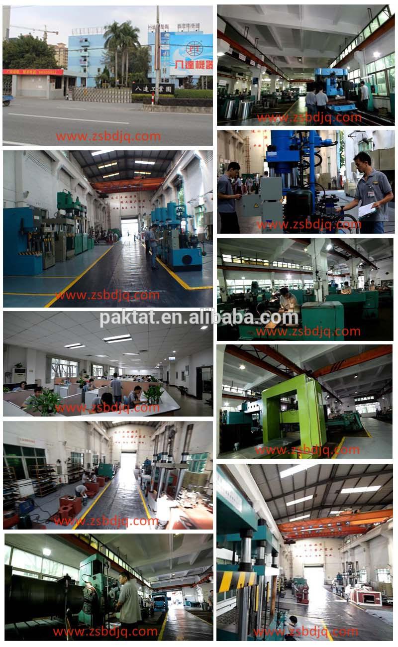 Paktat 6000kn 4 Post Hydraulic Press