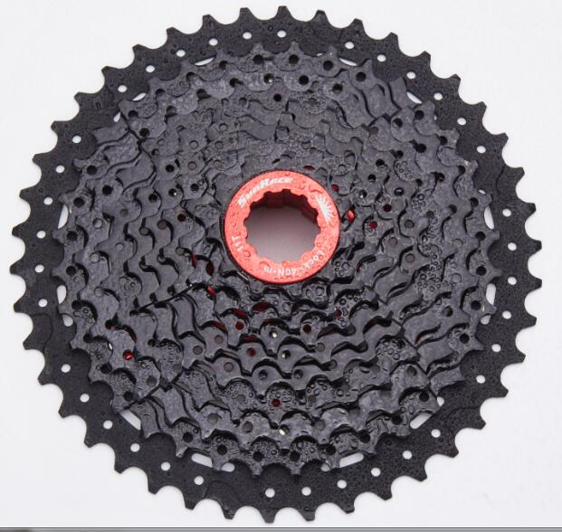 10speed Black Clolour Mountain Bike Cassette/Freewheel Model Csmx3 Tay