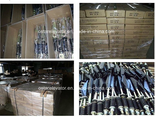 Elevator Parts, Elevator Rope Socket, Wedged Rope Attachment (OS49-01)