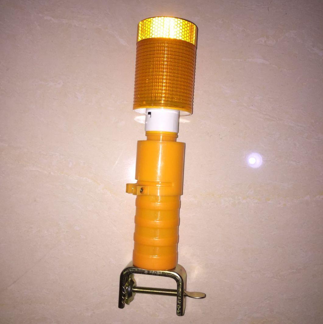 Traffic Block Solar Warning Traffic Cone Light