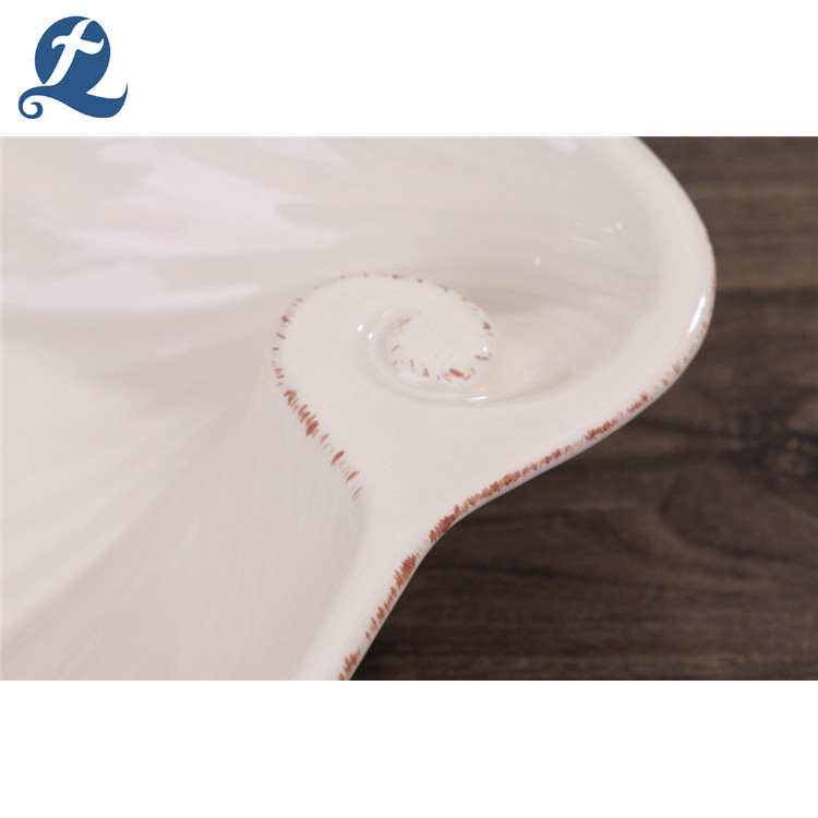 Ceramic Soup Plate