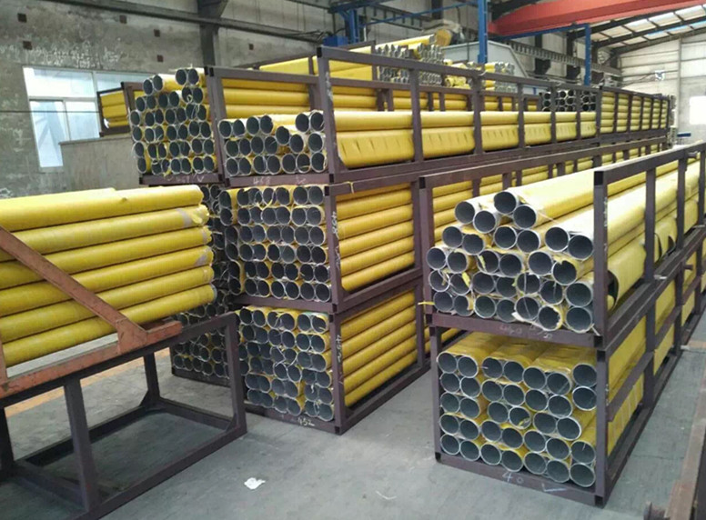 Aluminium Tube for Heat Transfer Equipment