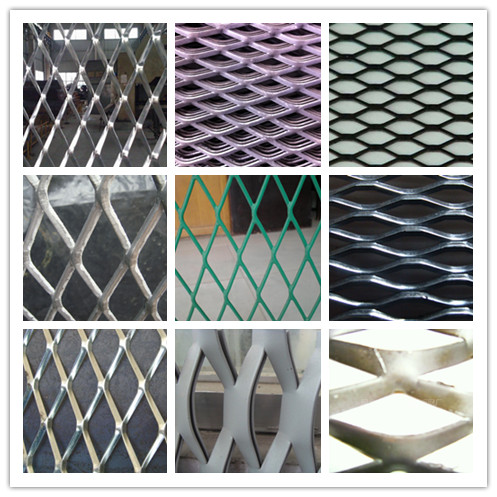 Galvanized Expanded Metal Mesh (ISO 9001: 2008) Eemm-01