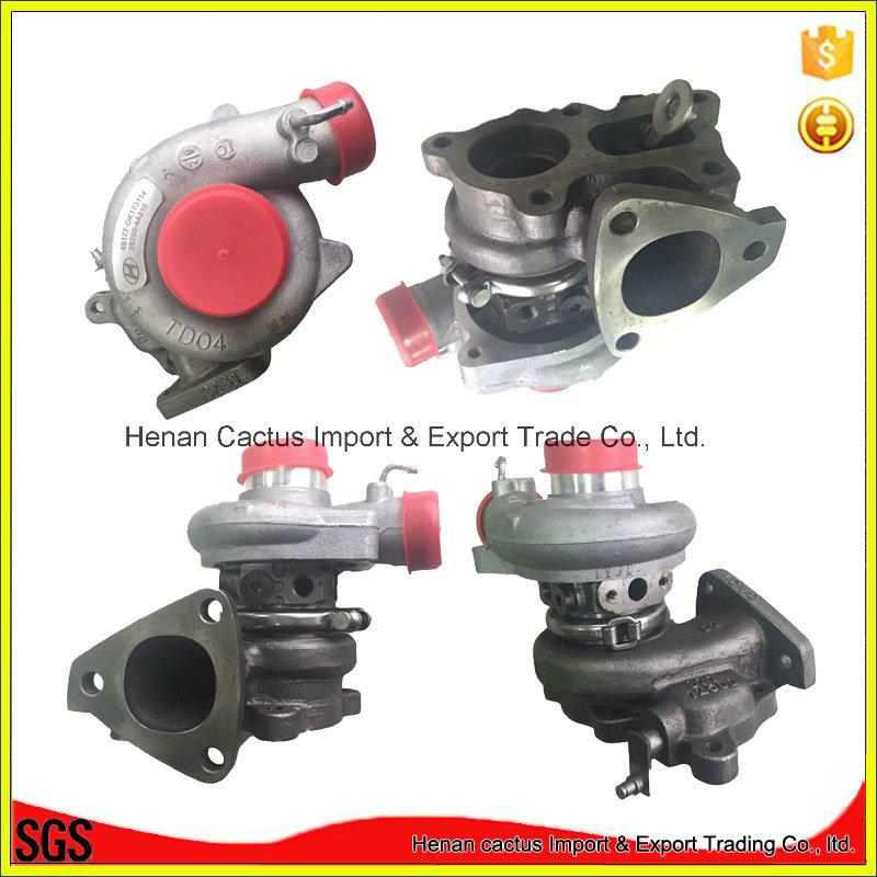 TF035 28200-4A210 Turbocharger for Hyundai Starex 2.5L D4bh 4D56