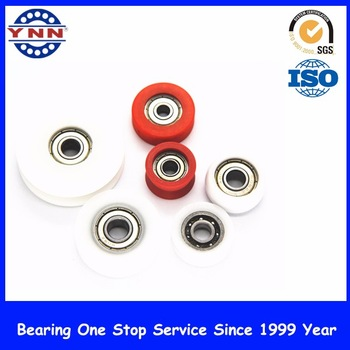 All Colors and Kinds Custom-Made Plastic Ball Bearings Small Size
