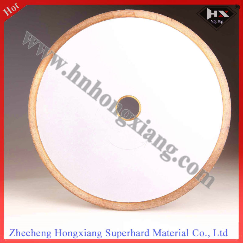 Continuous Diamond Saw Blade for Glass Cutting