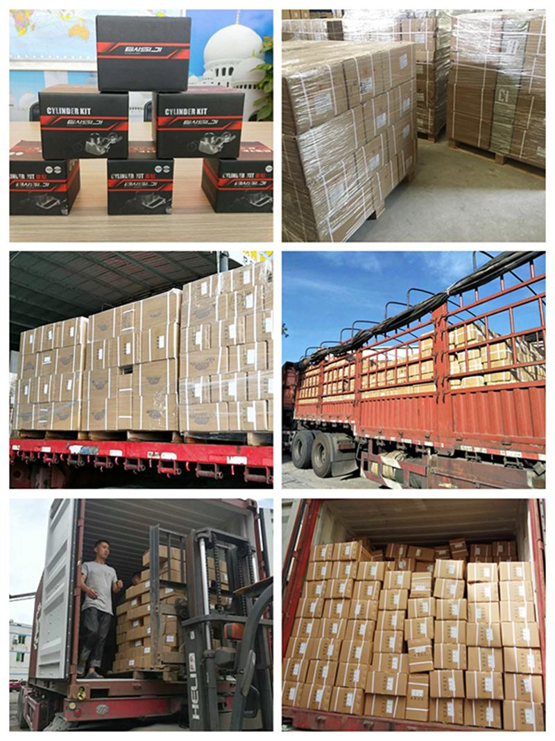 China Factory Supply Motorcycle Engine Parts for Bajaj, YAMAHA, Honda